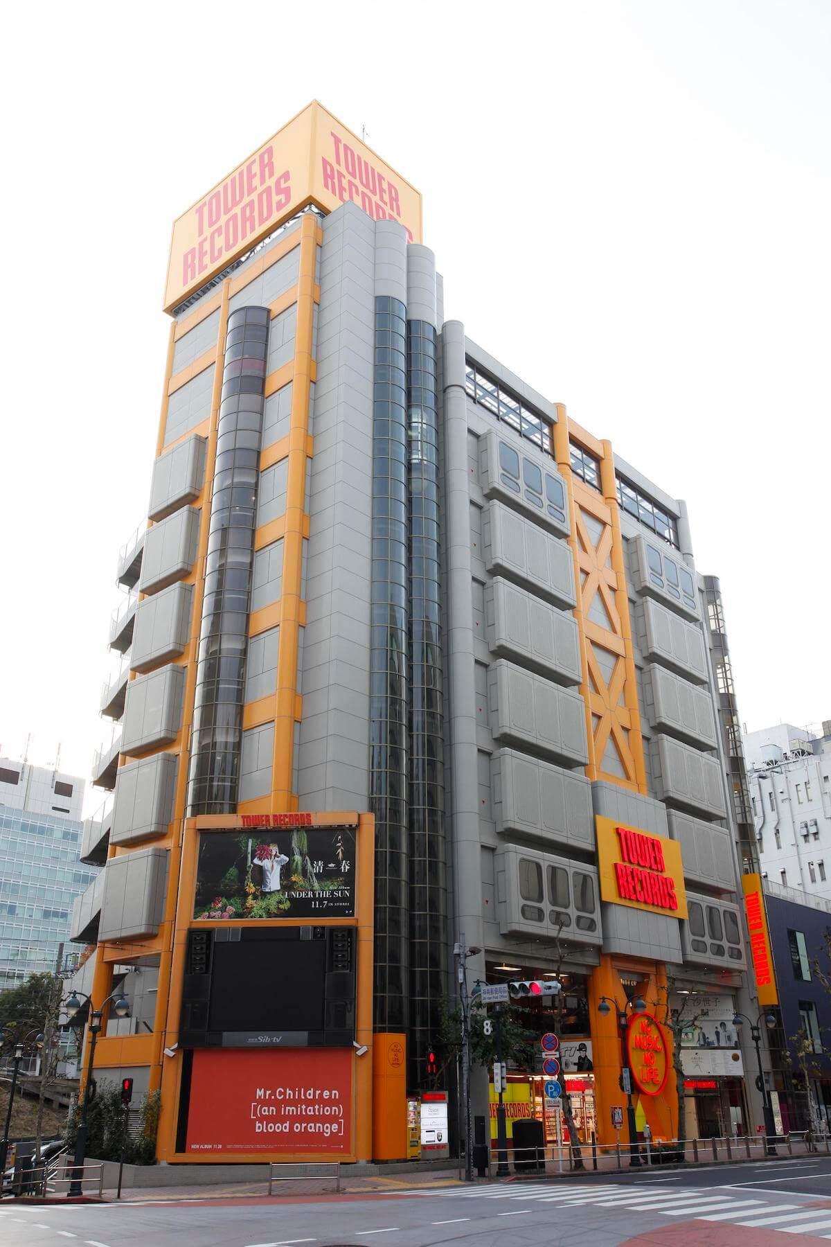 タワーレコード渋谷店がリニューアルで「世界NO.1のK-POPストア」へ music190111-towershibuya-1