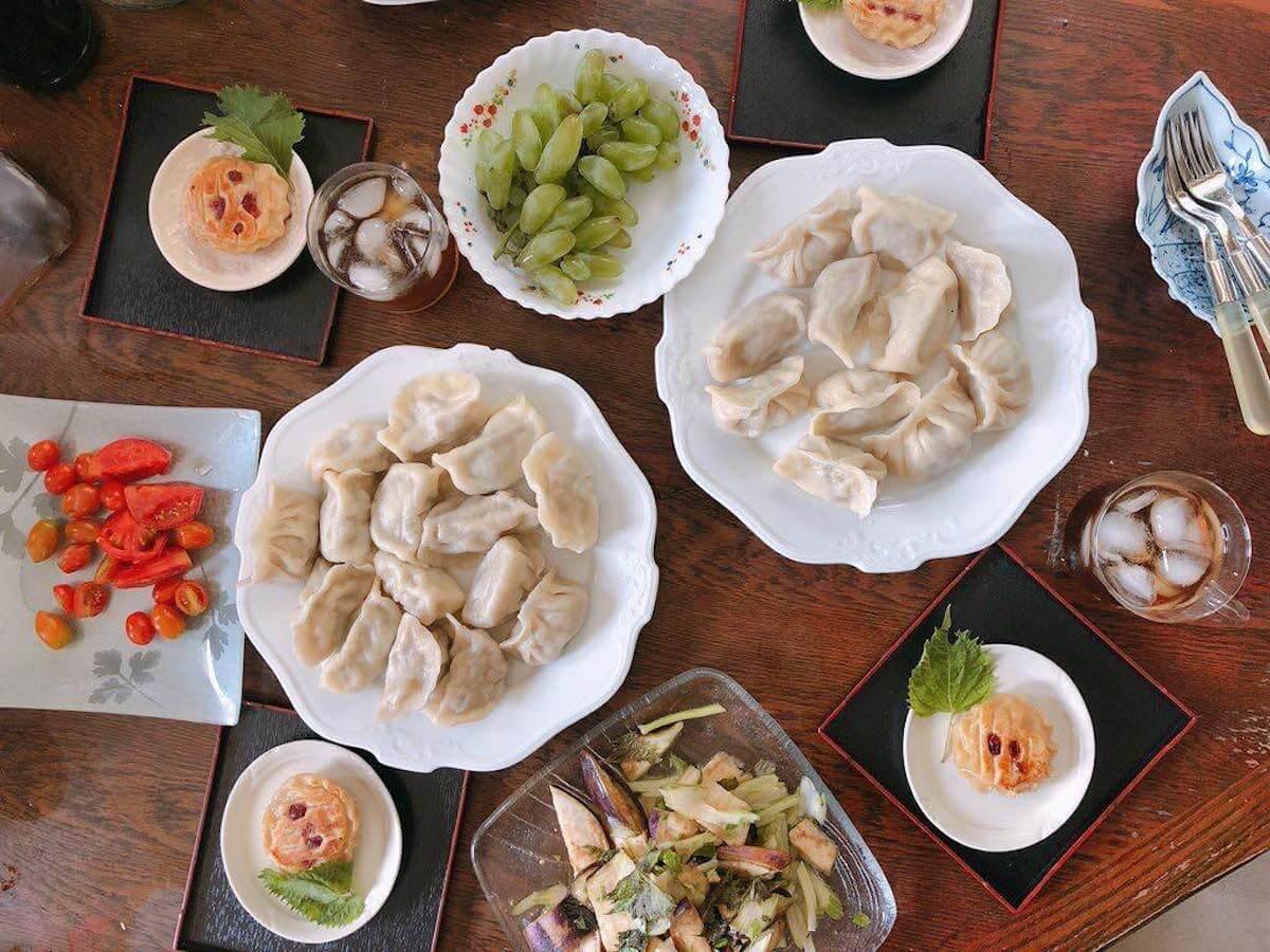 餃子食べ放題のディスコイベント<GYOZADISCO>が開催!青野賢一、ろるらり、SUKISHA、 xiangyuらが登場 food190112-gohandis5