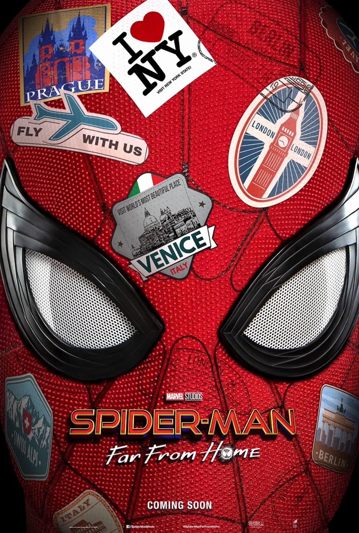 ニック・フューリーが参戦!『スパイダーマン:ファー・フロム・ホーム』予告編が公開に! film190116-spiderman-movie-2