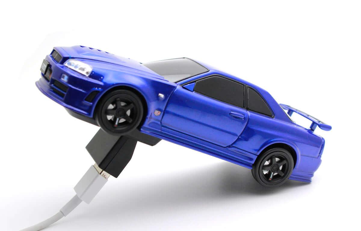 車好きにはたまらない日産のモバイルバッテリーが登場 technology190116-camshop-5-1200x769