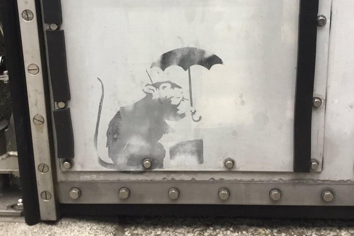 バンクシー(Banksy)