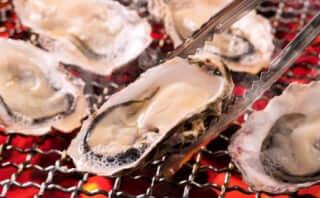 贅沢!牡蠣食べ放題フェア