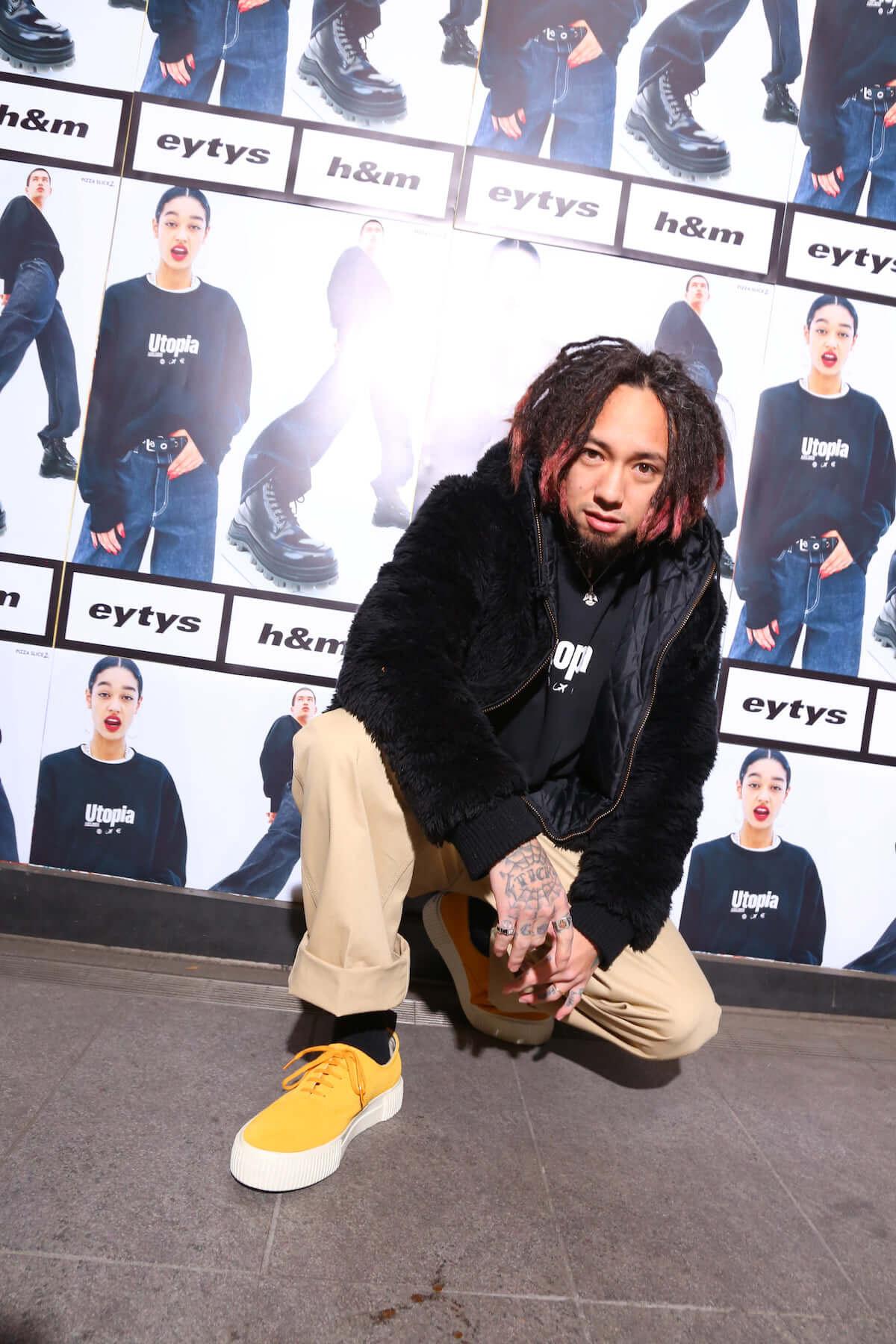 Eytys×H&Mのコラボコレクションが本日より発売開始 life-fashion190124-hm-eytys-1-1200x1800