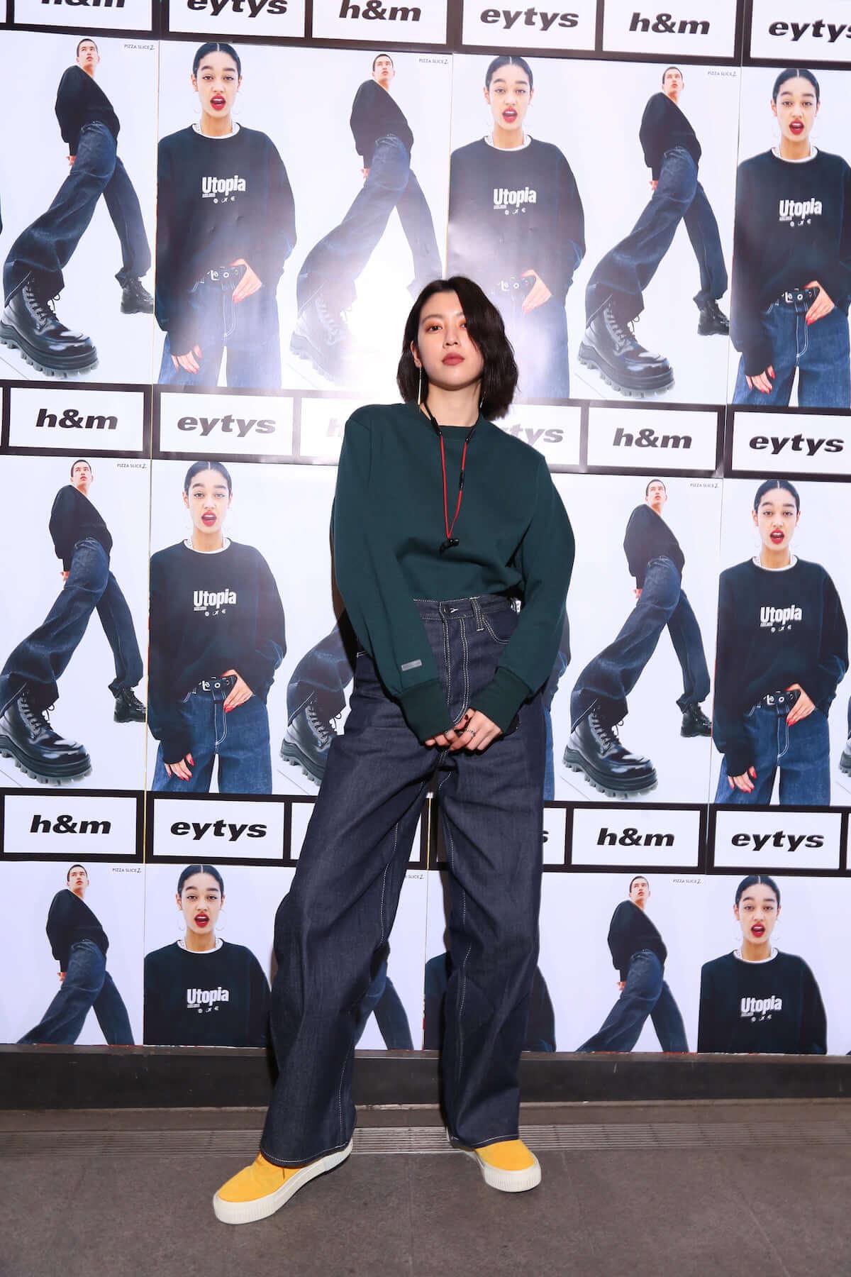 Eytys×H&Mのコラボコレクションが本日より発売開始 life-fashion190124-hm-eytys-2-1200x1800