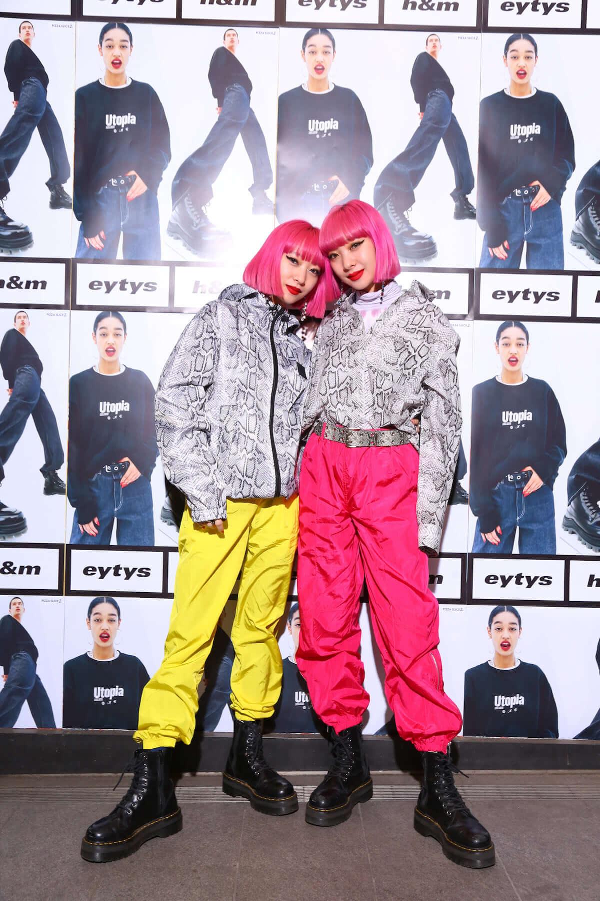 Eytys×H&Mのコラボコレクションが本日より発売開始 life-fashion190124-hm-eytys-3-1200x1800