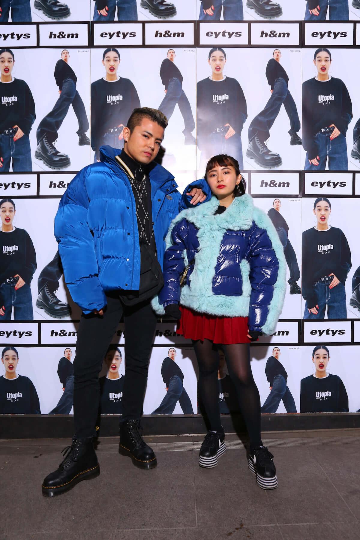 Eytys×H&Mのコラボコレクションが本日より発売開始 life-fashion190124-hm-eytys-5-1200x1800