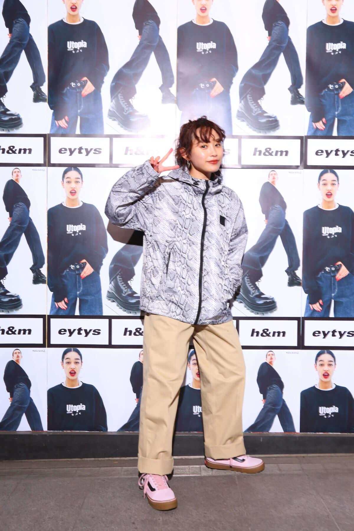 Eytys×H&Mのコラボコレクションが本日より発売開始 life-fashion190124-hm-eytys-6-1200x1800