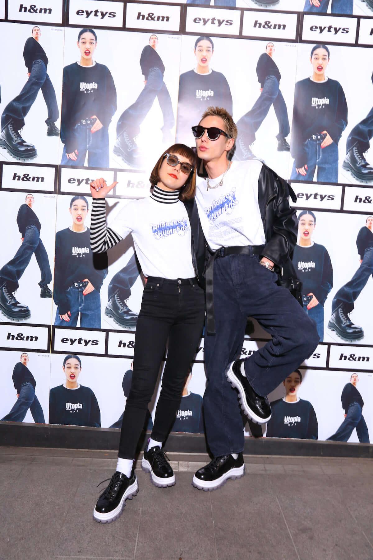 Eytys×H&Mのコラボコレクションが本日より発売開始 life-fashion190124-hm-eytys-8-1200x1800
