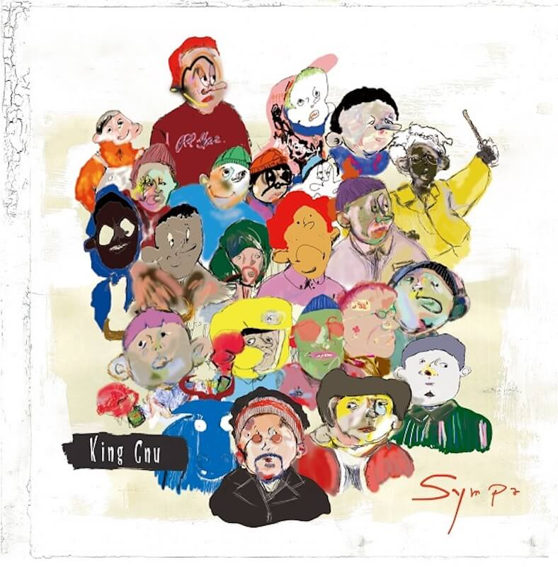 King Gnuに迫る特別番組BSフジで放送!メジャーデビューアルバムもオリコン初登場3位 music190124_kinggnu_01