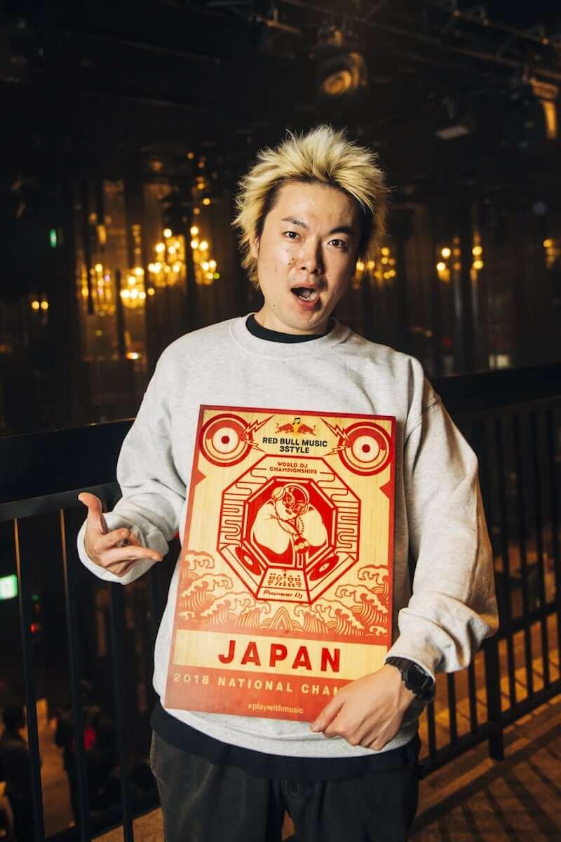 世界一のDJは誰だ。<RED BULL MUSIC 3STYLE>の世界決勝が台湾で開催 music190124_redbull_01