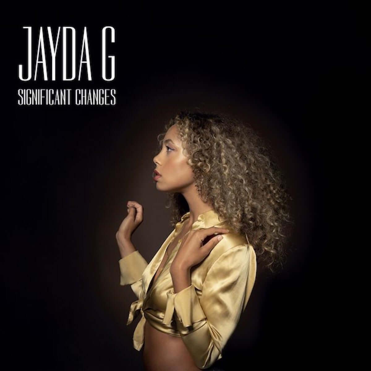 Jayda Gが3月に〈Ninja Tune〉からデビューアルバム『Significant Changes』をリリース music190124-jayda-g-1200x1200