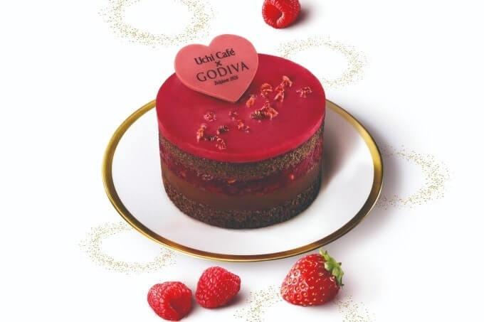 ローソンで濃厚バレンタインスイーツが発売!ゴディバとのコラボ商品も 190204_lawson_main-min