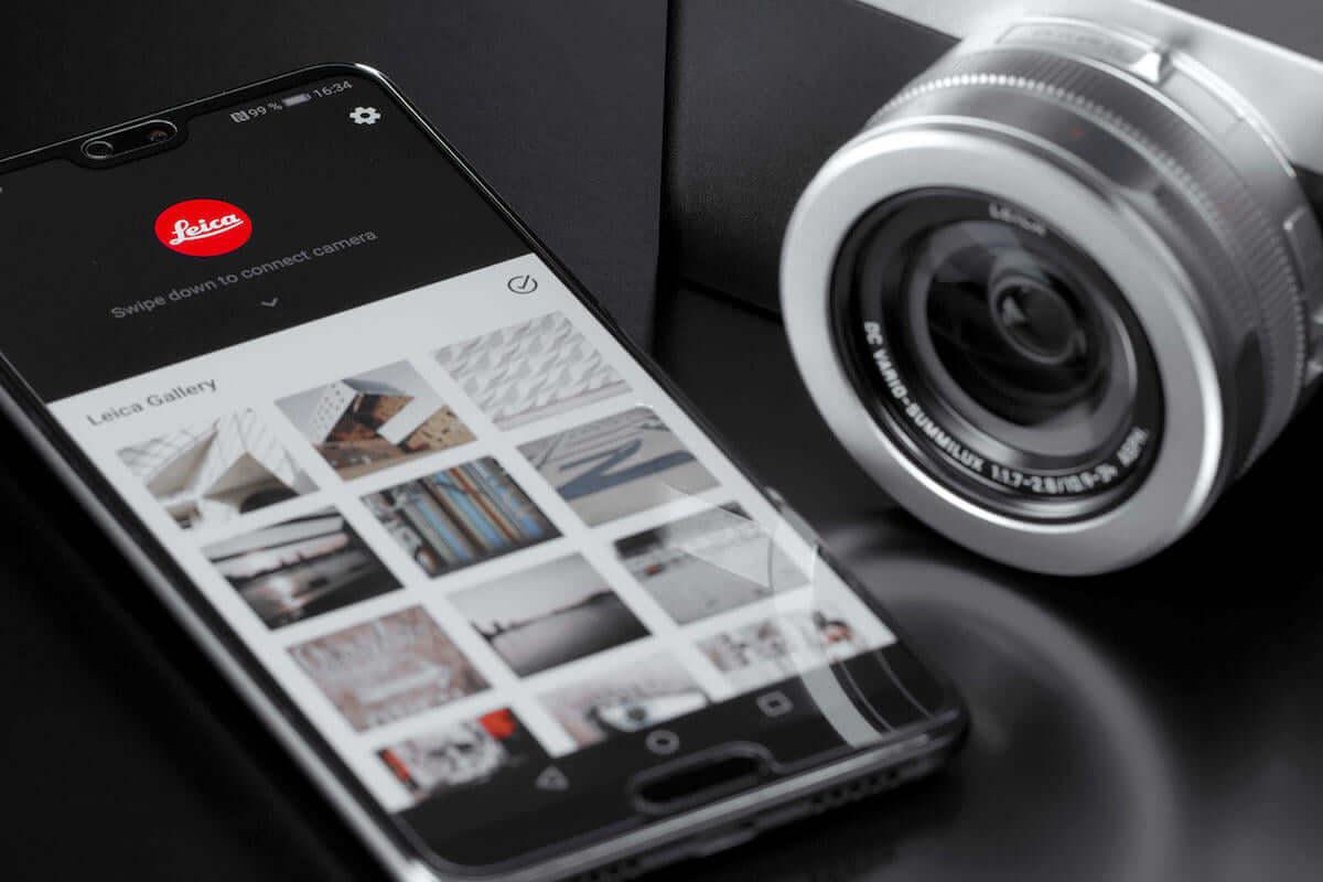 ライカのコンパクトカメラがBluetoothに対応可能に! life-fashion190207-leica-1200x800