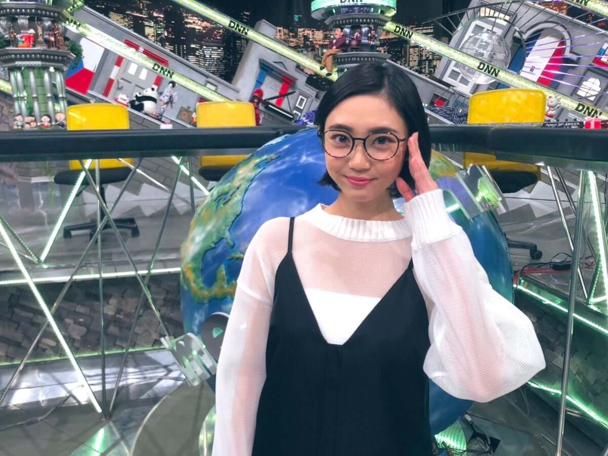 『脱力タイムズ』に出演した女優・山谷花純が「ギガ可愛い」と話題に art-culture190210-yamayakasumi-1-1200x899