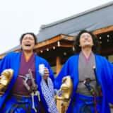 稲垣吾郎&香取慎吾
