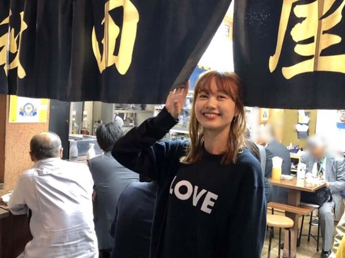 モデル・高田秋 「笑コラはしご酒」での酒飲み姿に視聴者悶絶! life-fashion190213-takadashu-2-1200x898