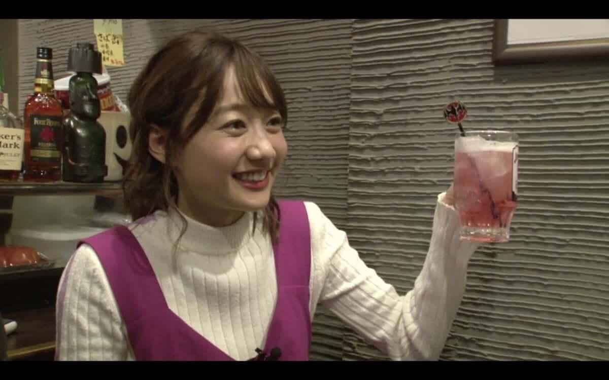モデル・高田秋 「笑コラはしご酒」での酒飲み姿に視聴者悶絶! life-fashion190213-takadashu-4-1200x750