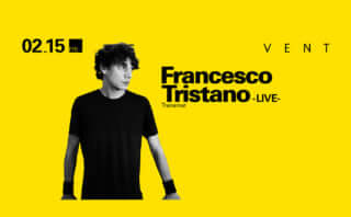 フランチェスコ・トリスターノ(Francesco Tristano)