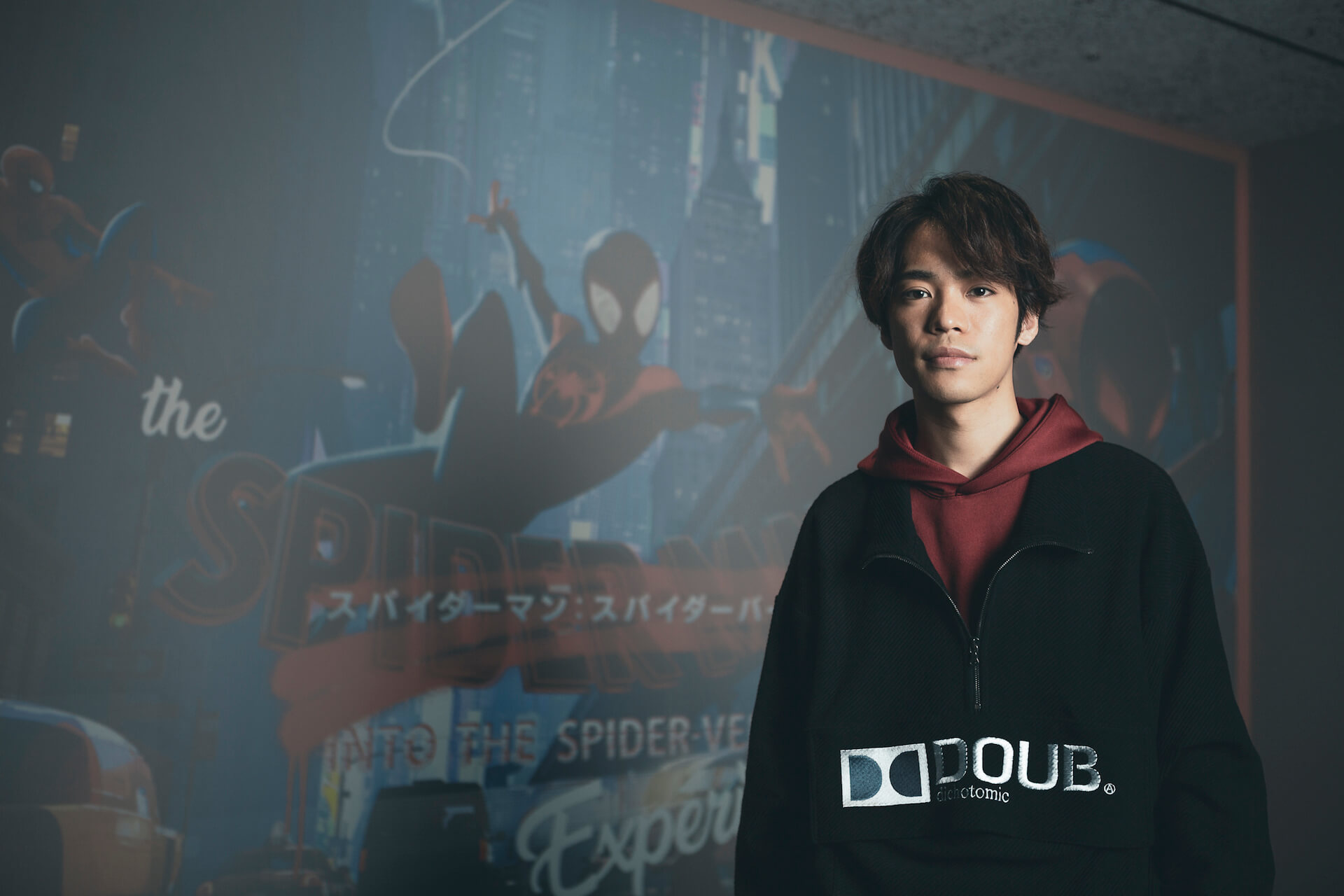 マイルス役・小野賢章が語る、憧れのスパイダーマンを演じて感じたマーベル熱 interview190218-spider-verse-ono-kensho-28