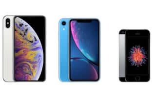 iPhoneシリーズのLTE通信速度が6年間で約1.8倍に