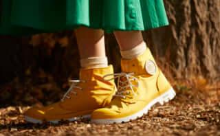 都市にもフェスにも使える防水ブーツがリニューアル! PALLADIUM「パドルプラス」が発売へ