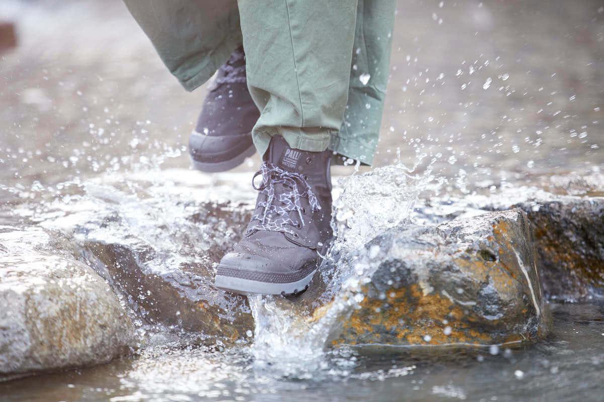 都市にもフェスにも使える防水ブーツがリニューアル! PALLADIUM「パドルプラス」が発売へ life-fashion190220-palladium-8-1200x800