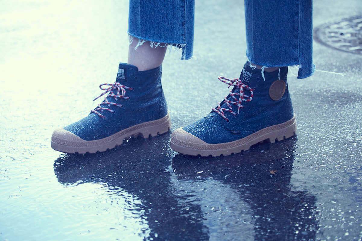 都市にもフェスにも使える防水ブーツがリニューアル! PALLADIUM「パドルプラス」が発売へ life-fashion190220-palladium-18-1200x800