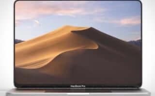 新型MacBook Proのコンセプト動画が公開|16インチ、16.5インチのMacBook Proも登場?