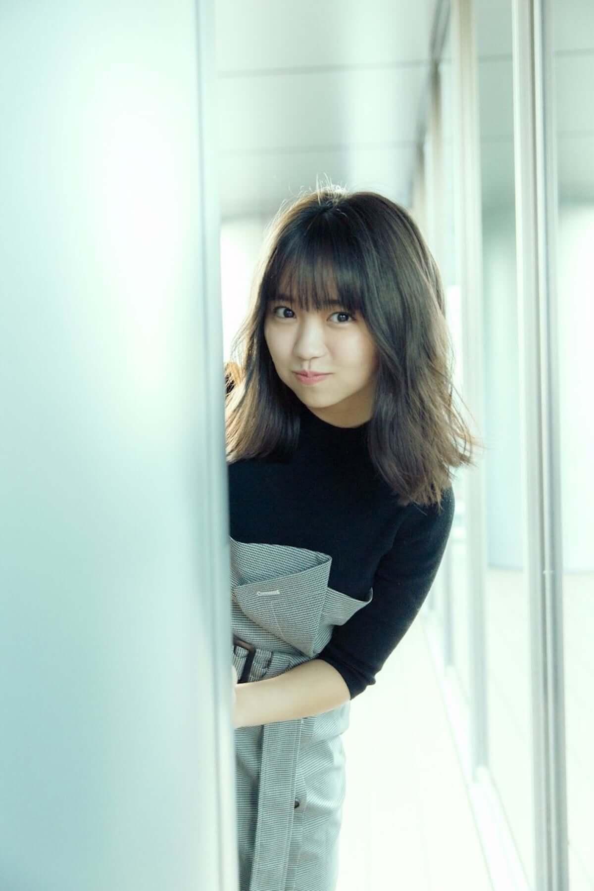 大原優乃のひょっこりはん姿に可愛すぎると称賛の声「可愛いがすぎる」「世界一かわいいひょっこりはん」 culture190221-ohara-yuno-2-1200x1801