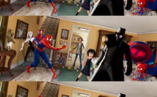 6人のスパイダーマンたちが今邂逅する。『スパイダーマン:スパイダーバース』の本編映像が公開!