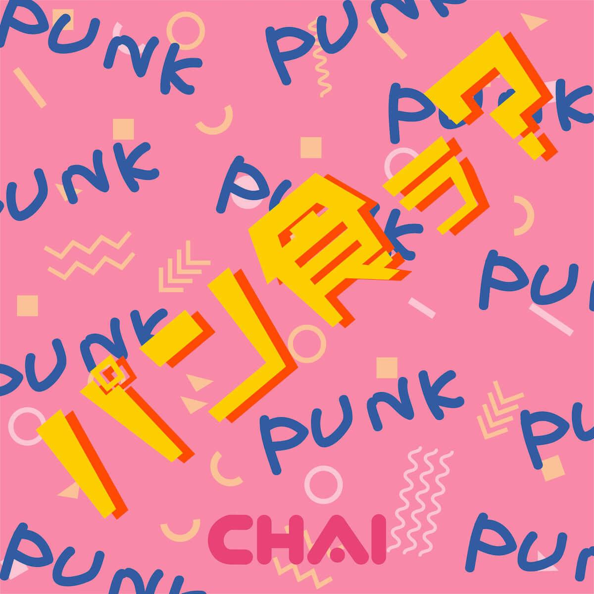 CHAI、<一緒にPUNKぅ?(パン食ぅ)>イベントを2月23日に原宿で開催決定!2ndアルバム『PUNK』発売記念 music190222_chai_1-1200x1200