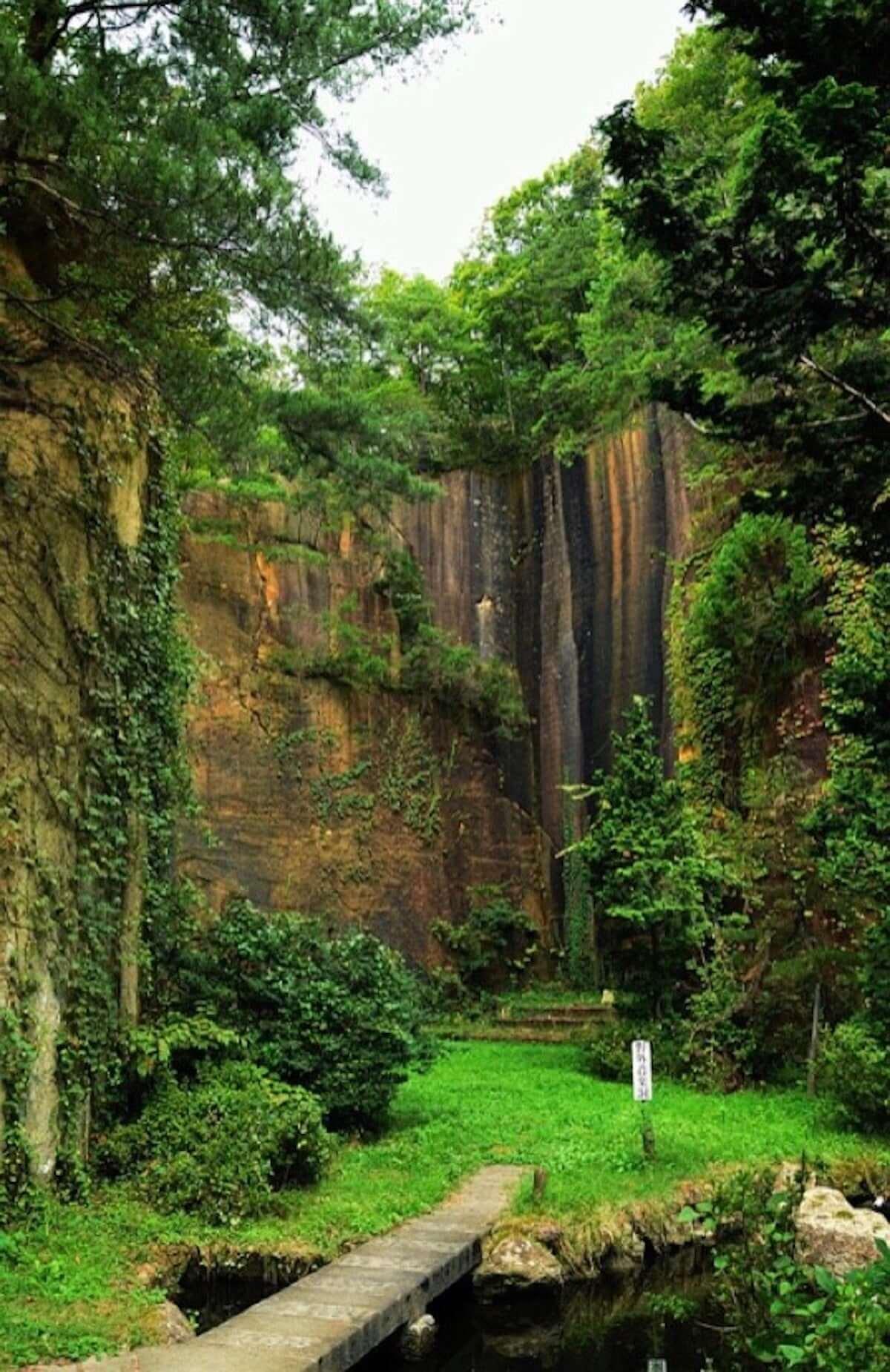 高さ50mの絶壁で新野外フェス|Licaxxx、mabanua、Seiho、tomadらが<岩壁音楽祭>に出演決定 mu190226-ganpeki3-1200x1850