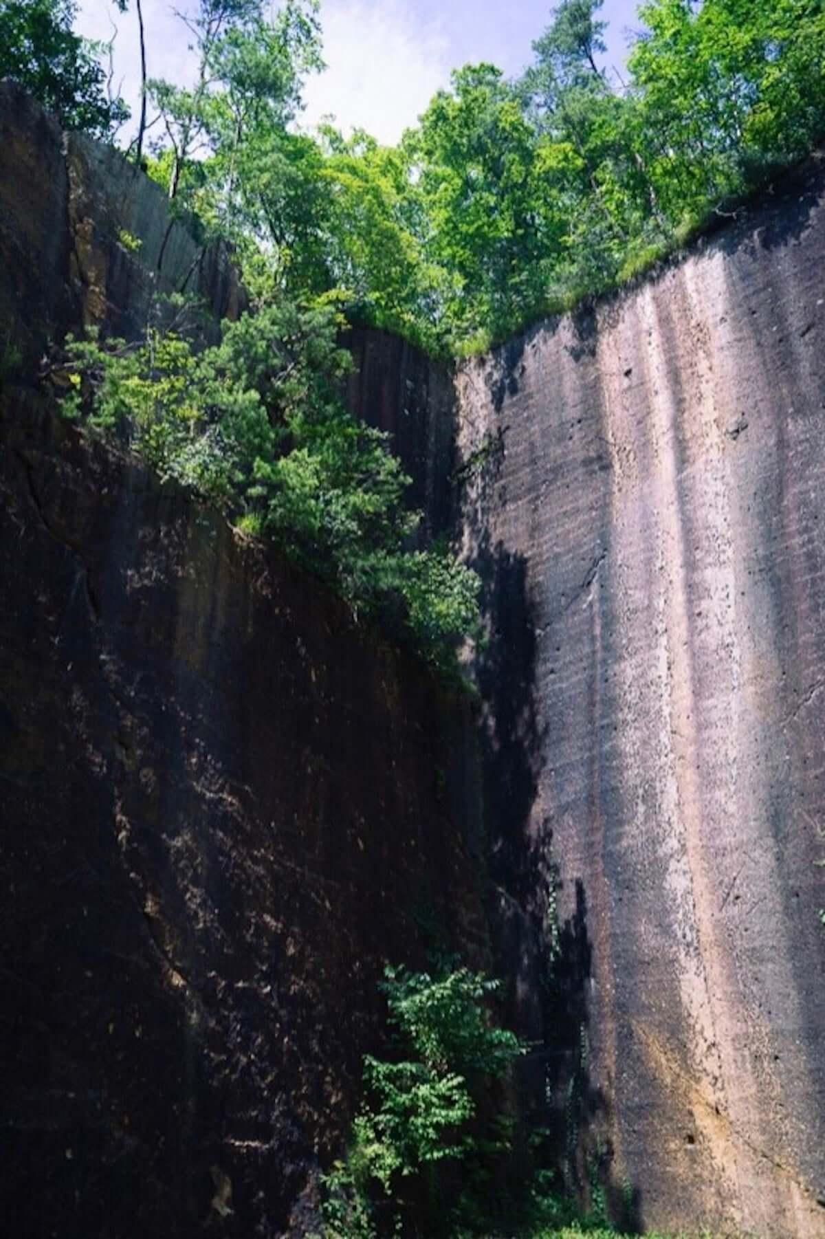 高さ50mの絶壁で新野外フェス|Licaxxx、mabanua、Seiho、tomadらが<岩壁音楽祭>に出演決定 mu190226-ganpeki5-1200x1802