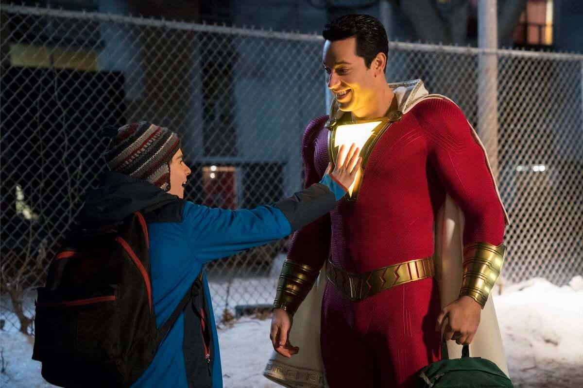 DC映画「シャザム!」、ヴィランと対峙する本編シーンを捉えた場面写真が公開に! film190301_shazam_1-1200x800