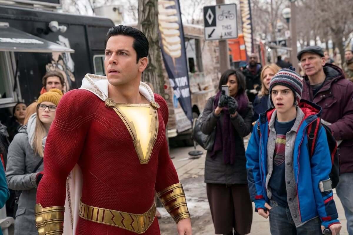 DC映画「シャザム!」、ヴィランと対峙する本編シーンを捉えた場面写真が公開に! film190301_shazam_2-1200x800