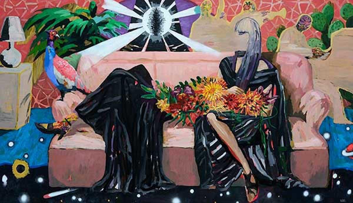 cero、D.A.NらとコラボするペインターMasashi Ozawaのアートエキシビジョンが3月6日から開催 art190301_masashiozawa_1-1200x690