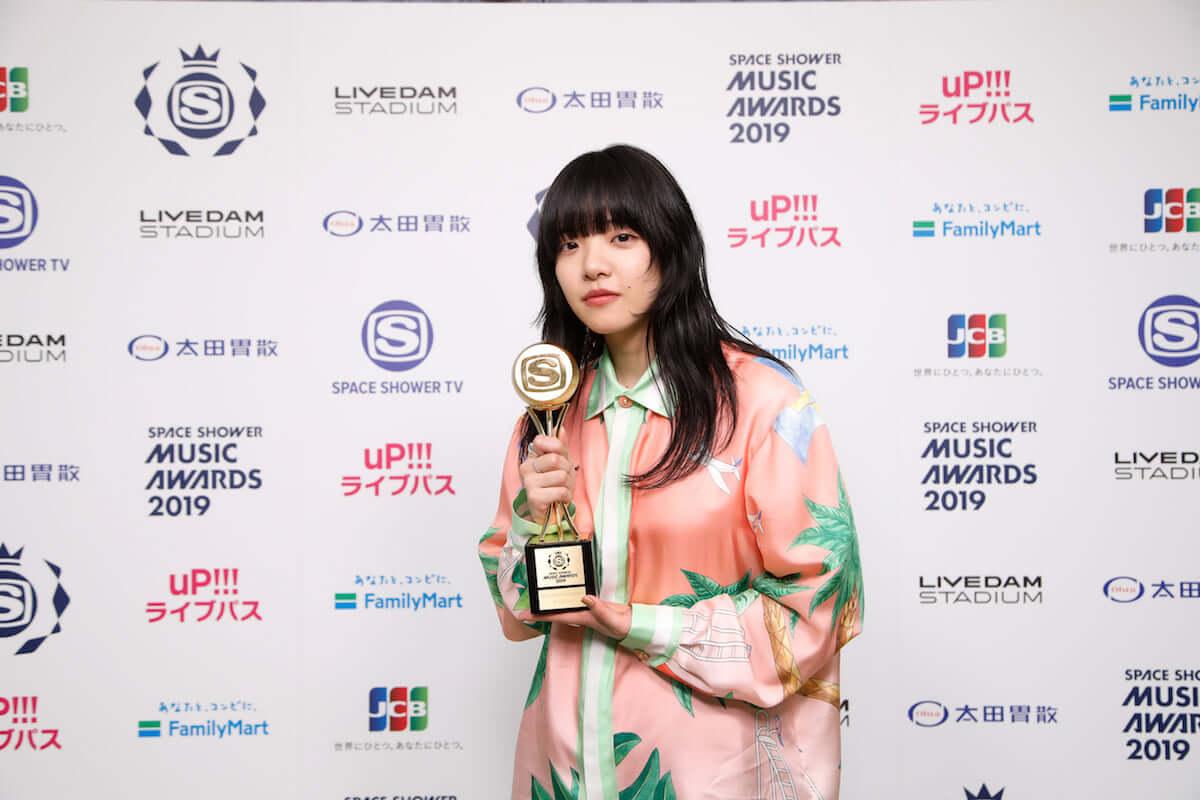 <SPACE SHOWER MUSIC AWARDS 2019>の各部門受賞者が発表|星野源が史上最多4部門獲得 music190308_spaceshowermusicawards_4-1200x800