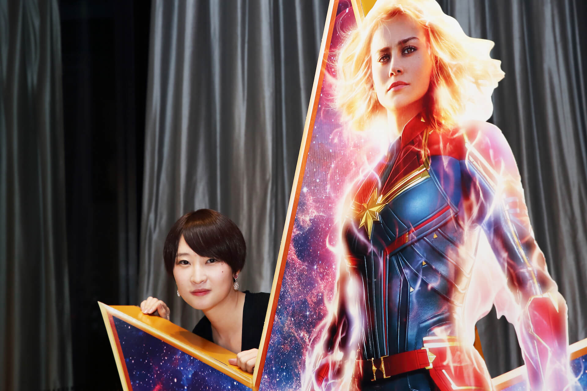 【チョーヒカル・インタビュー】最強の女性が最高!『キャプテン・マーベル』が照らすアベンジャーズとマーベルの未来 interview-captainmarvel-hikaru-cho-17