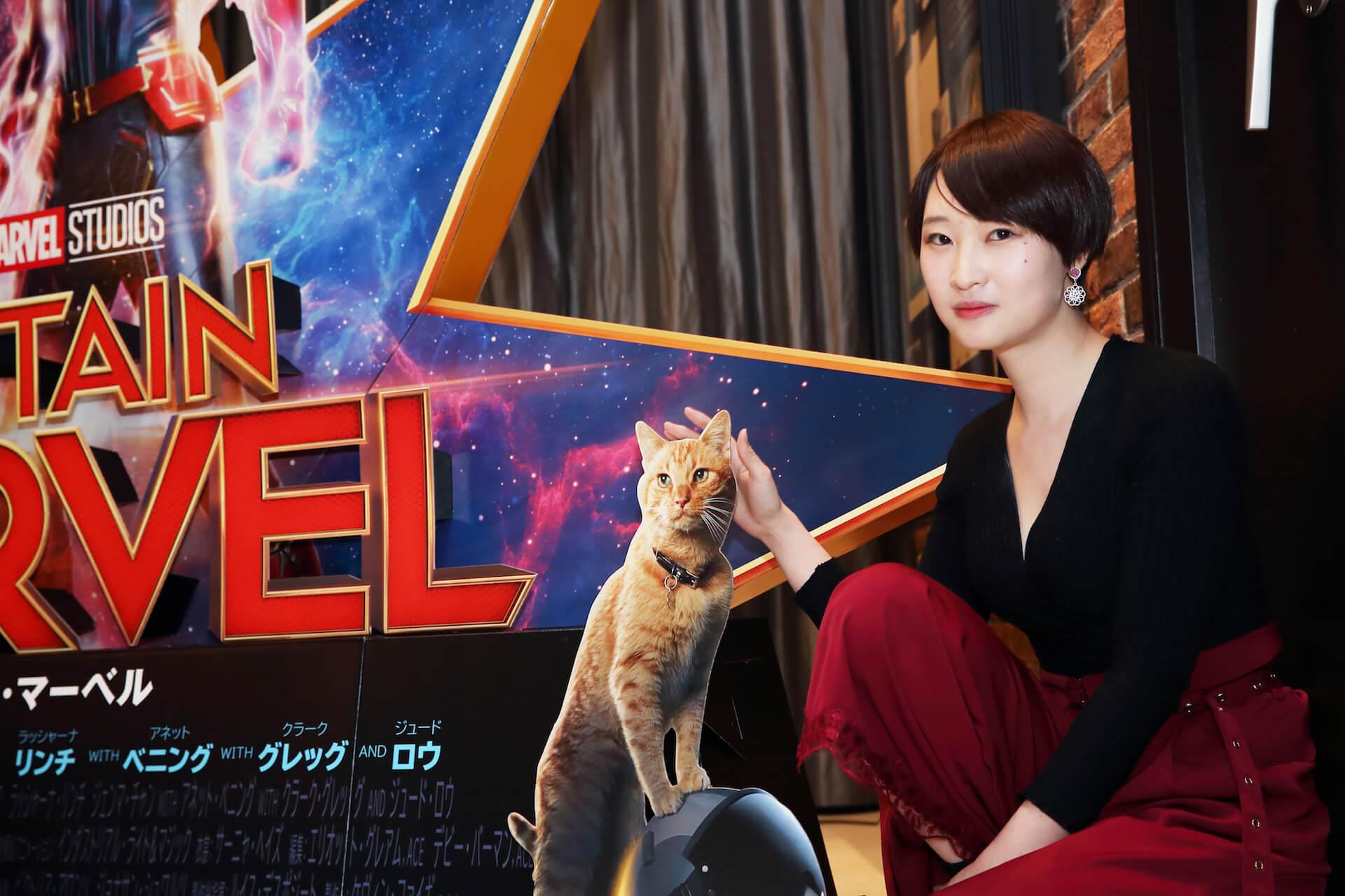 【チョーヒカル・インタビュー】最強の女性が最高!『キャプテン・マーベル』が照らすアベンジャーズとマーベルの未来 interview-captainmarvel-hikaru-cho-18