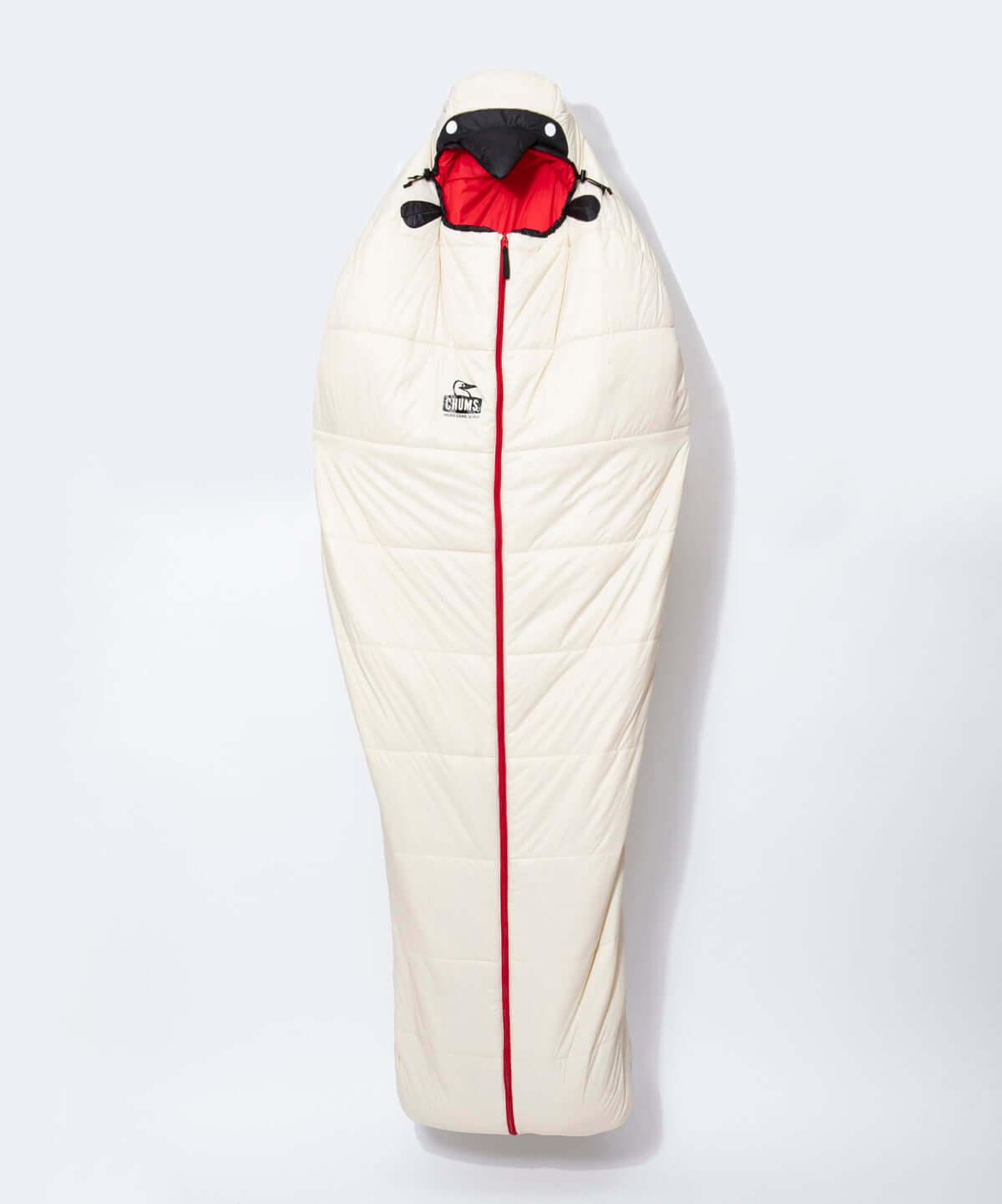 「CHUMS」待望の寝袋シリーズが発売|ブービーバードに変身できる寝袋が登場 life190318_chums_main-1200x1441