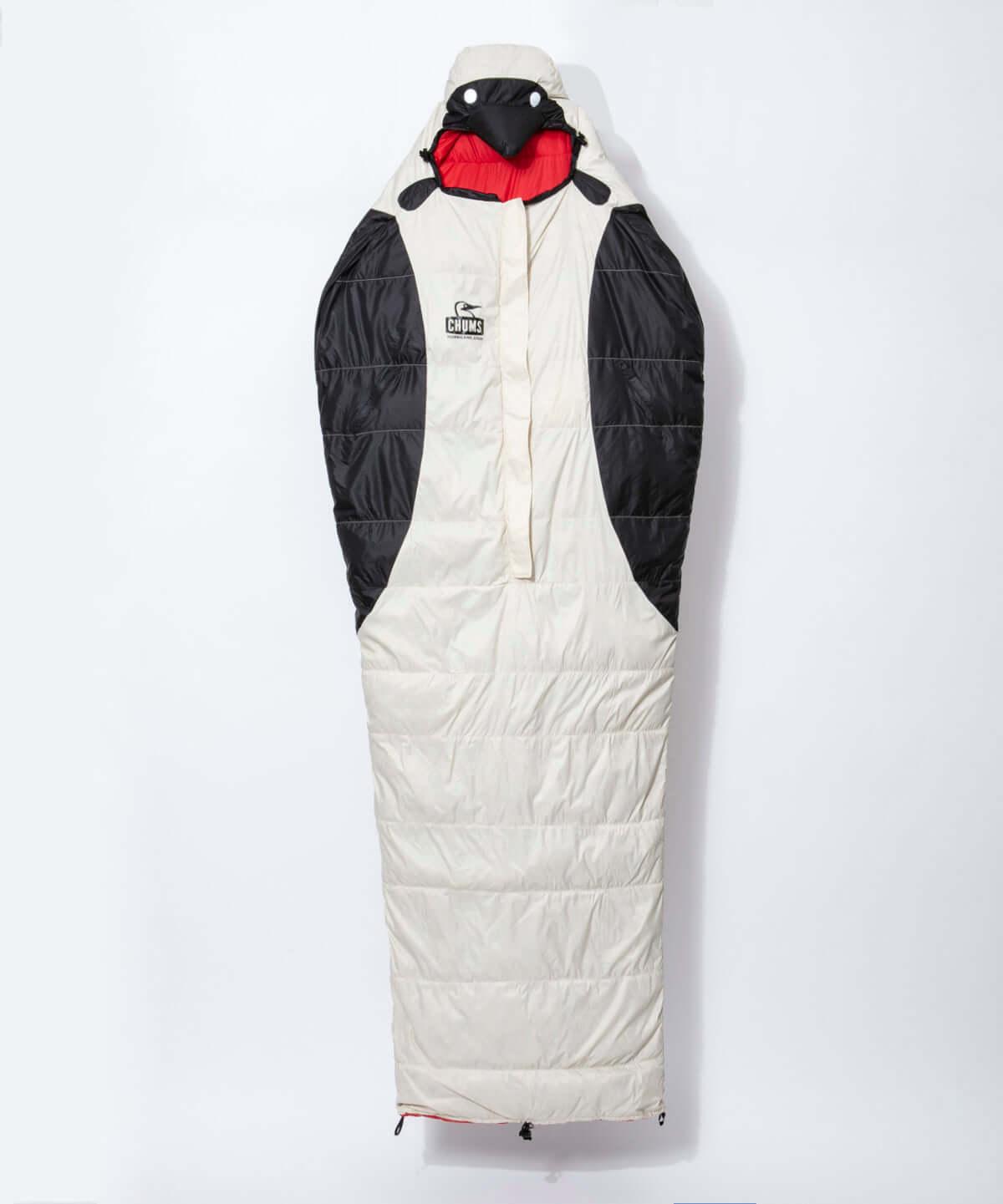 「CHUMS」待望の寝袋シリーズが発売|ブービーバードに変身できる寝袋が登場 life190318_chums_1-1200x1441