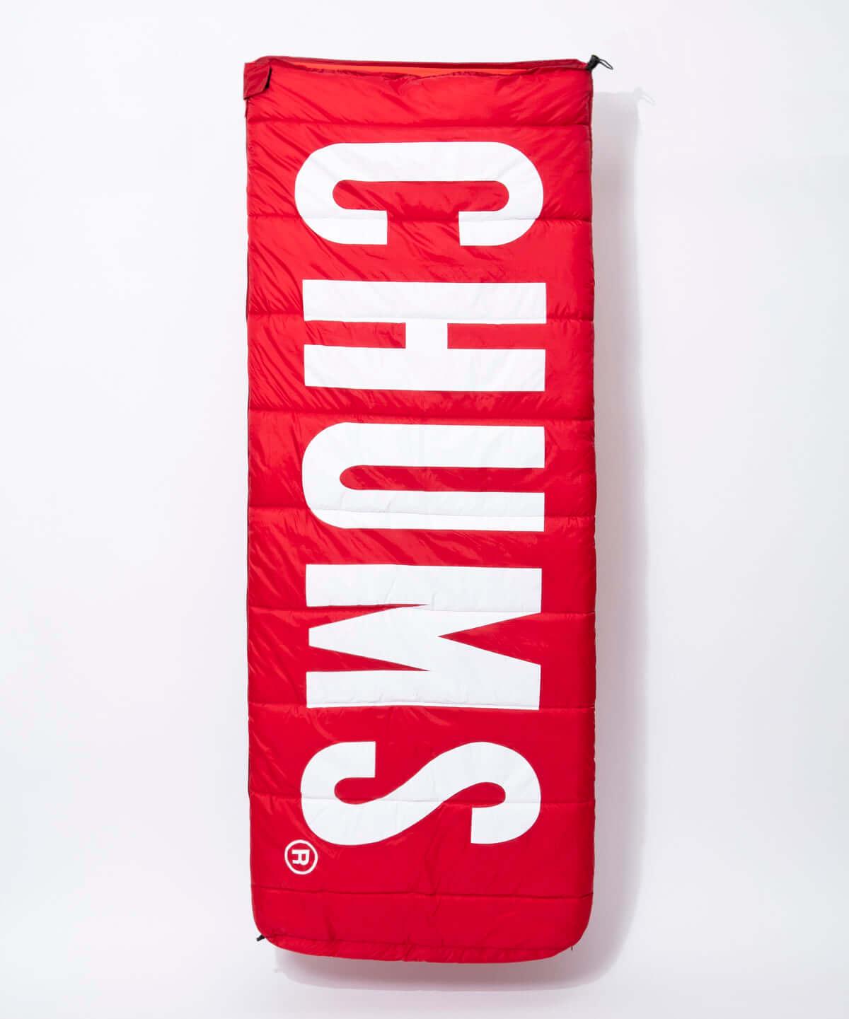 「CHUMS」待望の寝袋シリーズが発売|ブービーバードに変身できる寝袋が登場 life190318_chums_2-1200x1441