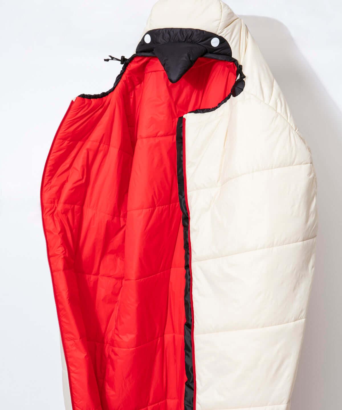 「CHUMS」待望の寝袋シリーズが発売|ブービーバードに変身できる寝袋が登場 life190318_chums_7-1200x1441