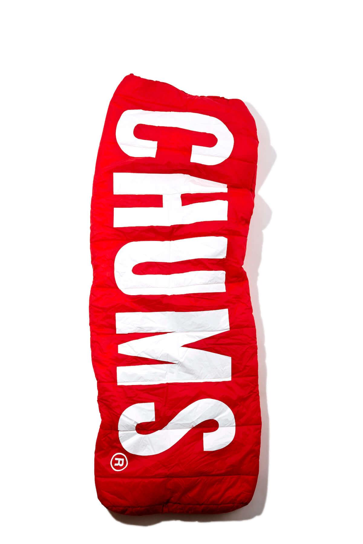 「CHUMS」待望の寝袋シリーズが発売|ブービーバードに変身できる寝袋が登場 life190318_chums_8-1200x1800