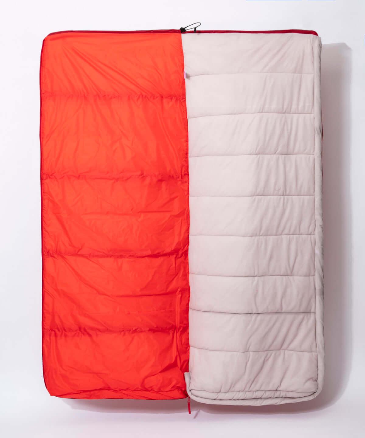 「CHUMS」待望の寝袋シリーズが発売|ブービーバードに変身できる寝袋が登場 life190318_chums_9-1200x1441