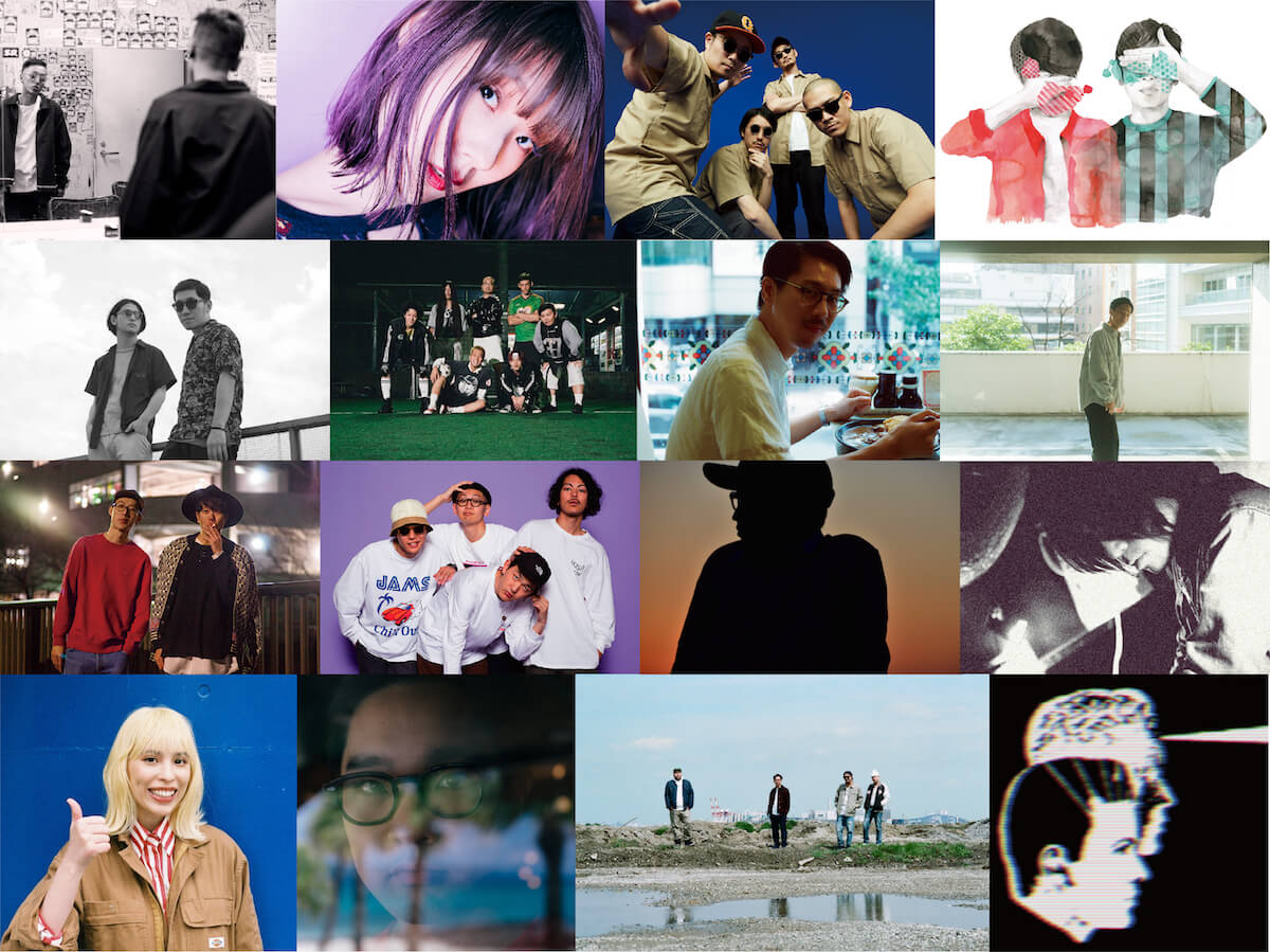 <OMAKE PARK>追加ゲスト発表|BASI、Rachel、東郷清丸など豪華アーティストが参加 music190320_omake_sub