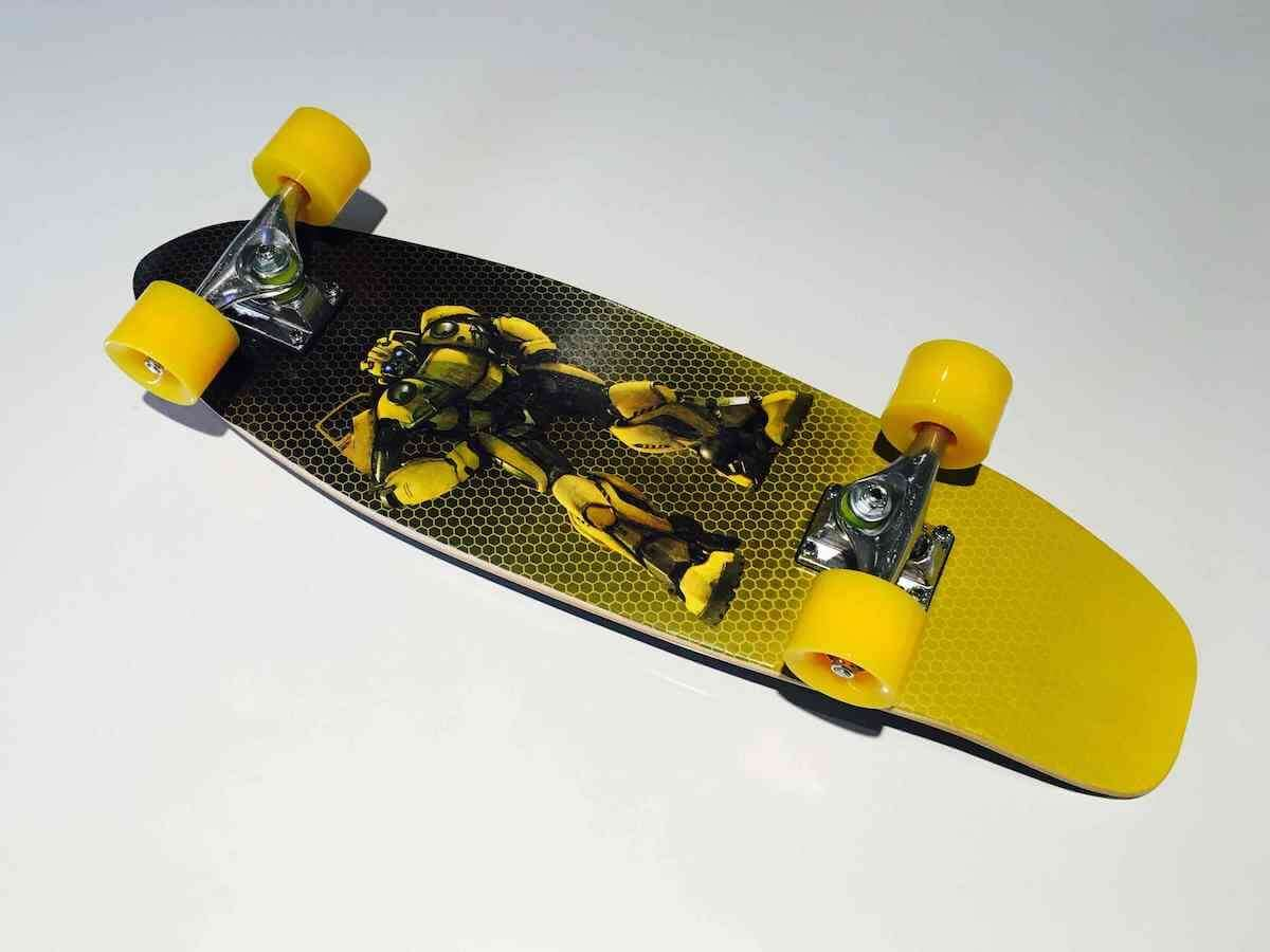 映画『バンブルビー』オリジナルスケートボードを限定2名様にプレゼント! film190322_bumblebee_1-1200x900