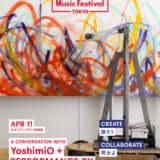 A Conversation with YoshimiO + Performance by SAICOBAB