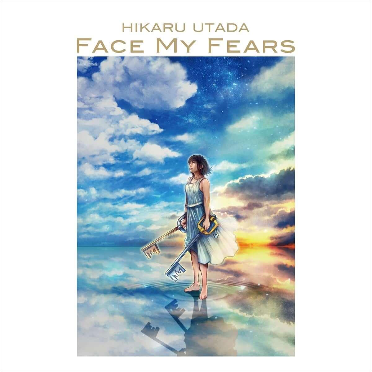 宇多田ヒカル&スクリレックスコラボ曲「Face My Fears」、世界累計3,500万回ストリームを突破|2019年邦楽最大のヒット music190325_utadahikaru_1-1200x1200