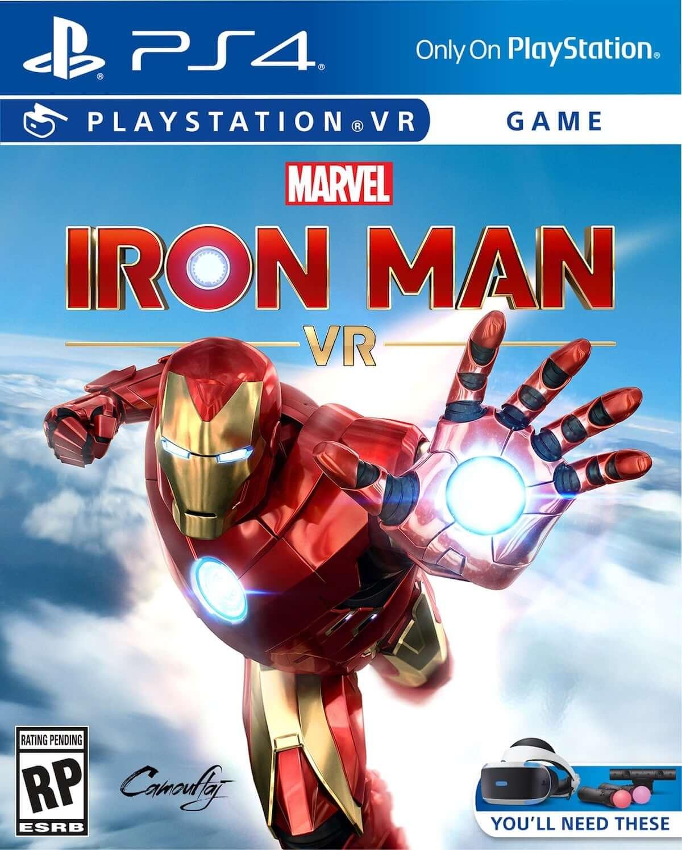 あなたもアイアンマンになれる?Playstation 4から『Marvel's Iron-Man VR』が登場| tech190326_ironman_1-1200x1495